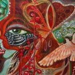 Blog: Revolution, a piece by artist Shiloh Sophia